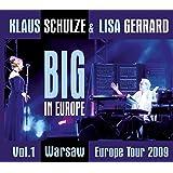 Klaus Schulze - Big in Europe, Vol. 1 Warsaw (+ Audio-CD) [2 DVDs]