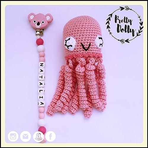 Pulpos a crochet: ¿Por qué son el mejor regalo para un bebé ... | 500x500