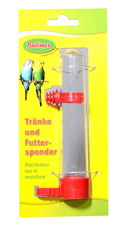 Bubimex Dispenser di Acqua//Cibo per Uccello