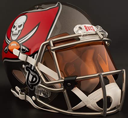 bad9cc1a9 Image Unavailable. Image not available for. Color: Riddell Tampa Bay  Buccaneers NFL Authentic ...