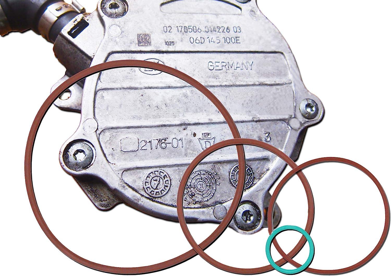 RKX VW /& Audi 2.0T Vacuum Pump Reseal Rebuild Kit 2.0 T TFSI MK6 GTI GLI A3 MK7