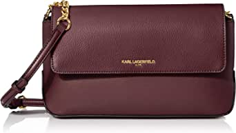 Karl Lagerfeld Paris Iris Flap Crossbody