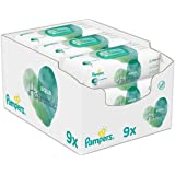 Prima Islak HavluAqua Pure 9'lu Fırsat Paketi, 432 Yaprak