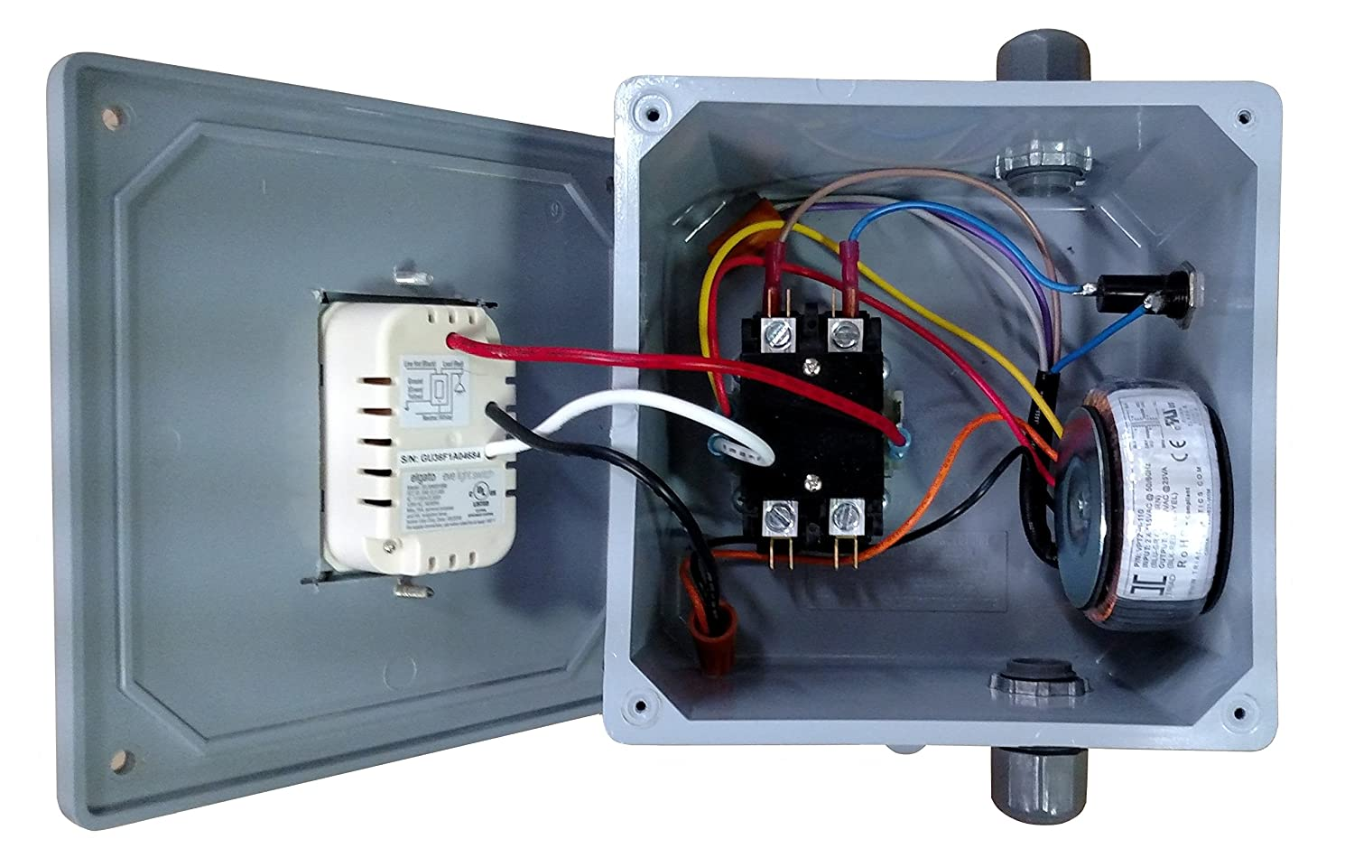 Electric Water Heater Controller Kit (240V), Control Your Heater ...