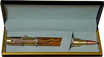 Steampunk bolt action stylo avec bois de cocobolo with gift box