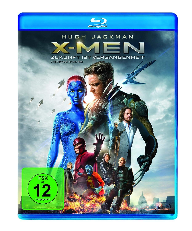 X-Men - Zukunft ist Vergangenheit [Blu-ray]: Amazon.de
