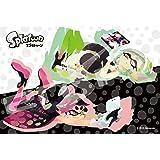 70ピース ジグソーパズル Splatoon シオカラーズとジャッジくん ミニパズル(10x14.7cm)