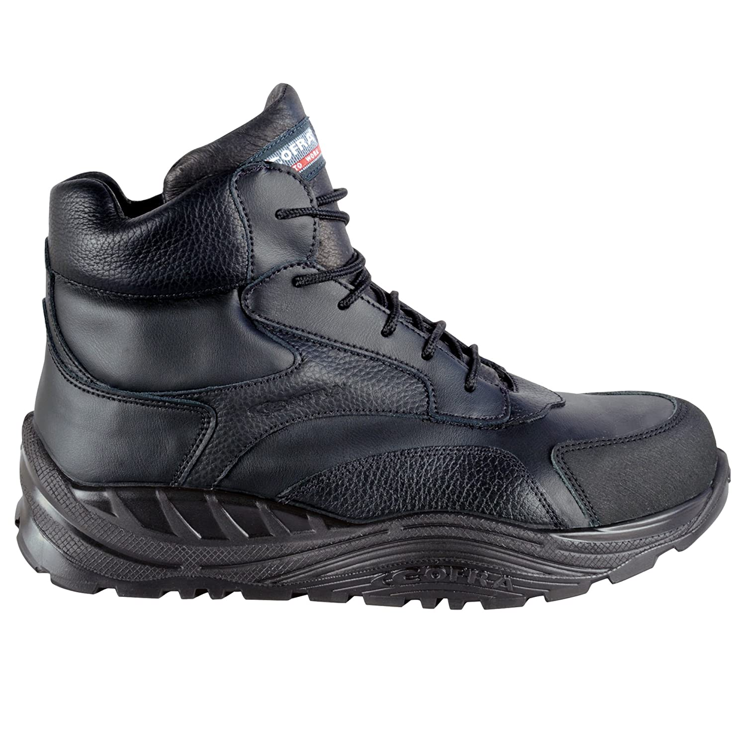 cf35ca61aaa Cofra Safety Boot Pushing S3 CI SRC Maxi Comfort 55120 Unisex High ...