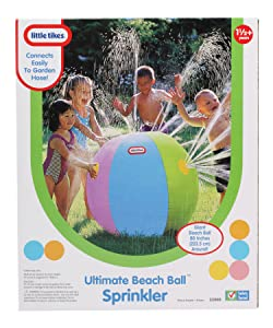 Little Tikes Beach Ball Sprinkler (88 Inches)