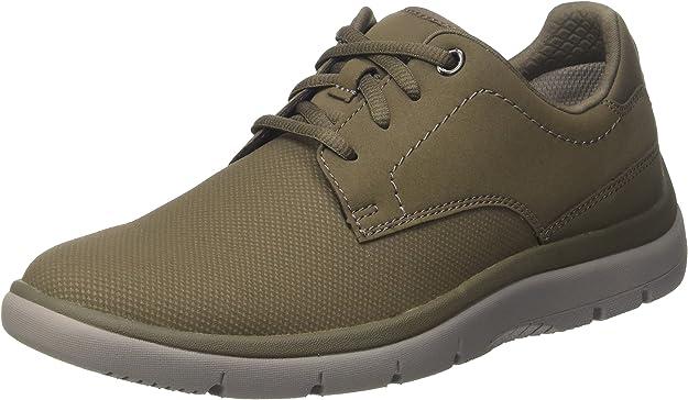 Clarks 261287827, Zapatos Hombre