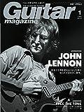 Guitar magazine (ギター・マガジン) 2019年 1月号 [雑誌]