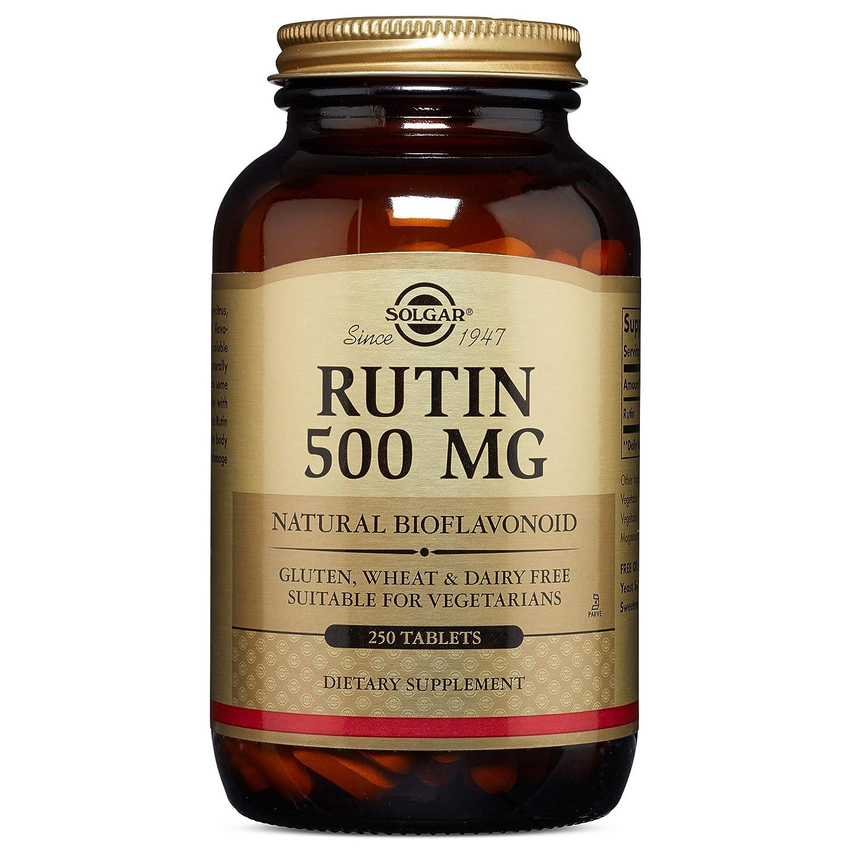 Solgar Rutin 500 mg, 250Tablets