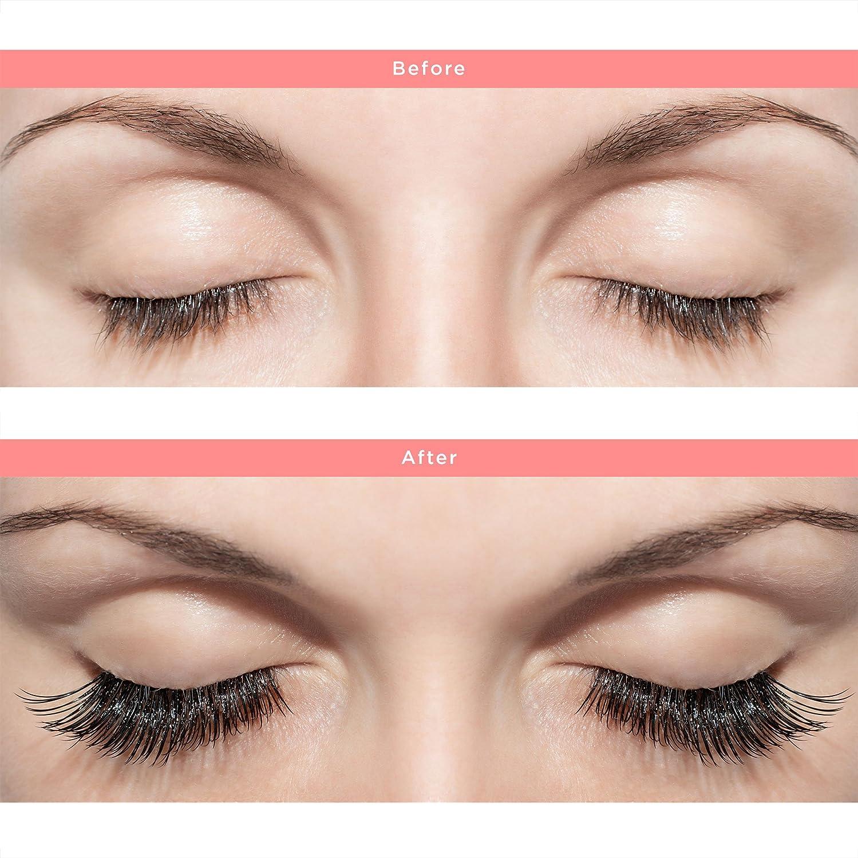 Amazon.com : Magnetic Eyelashes Dual Magnet Glue-free 3D Reusable Full Size Premium Quality Natural False Lashes - 2018 : Beauty