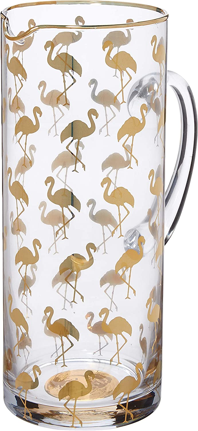 Gift Boutique Womens Flamingo Pitcher