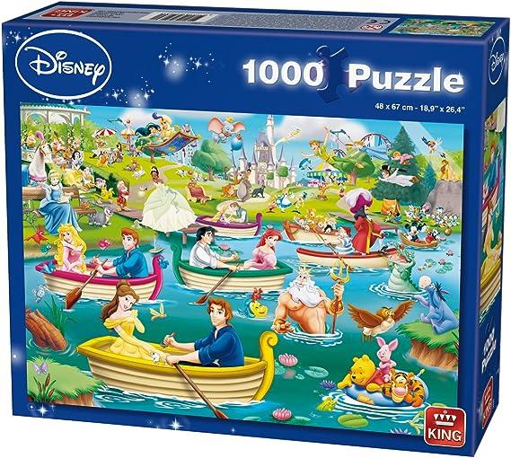 Disney Jigsaw puzzle D 1000 385 1000