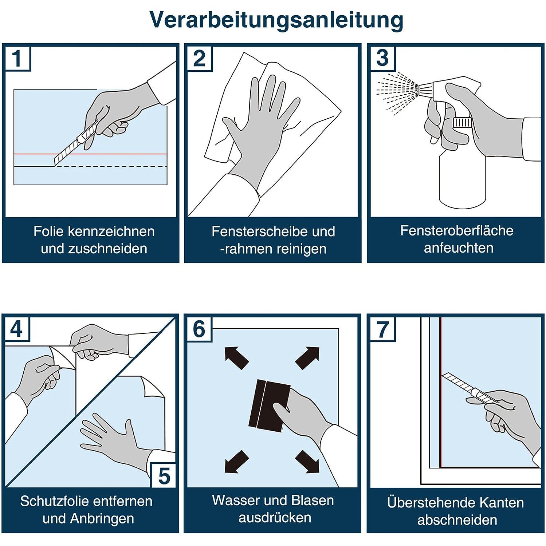 Tolle Wie Man Vinyl Fenster Aus Dem Rahmen Zu Entfernen Fotos ...