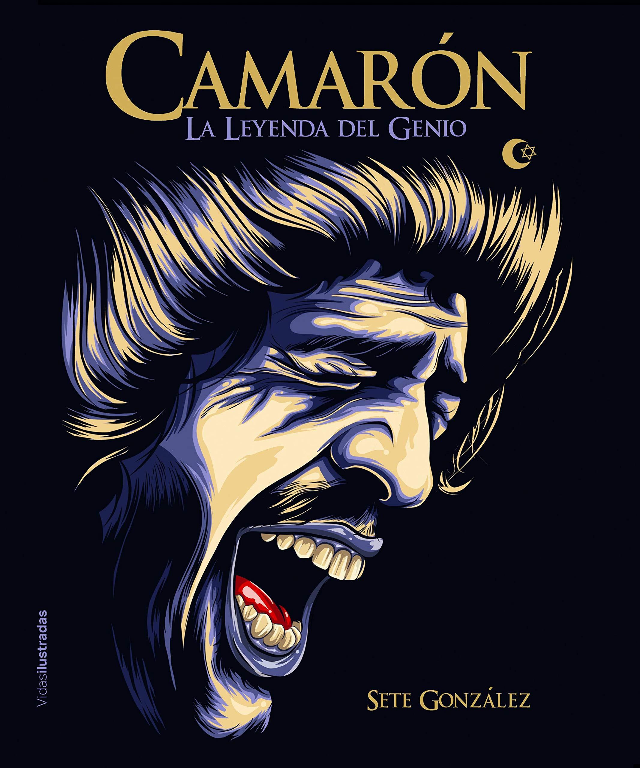 Camarón: La leyenda del genio (Vidas Ilustradas): Amazon.es ...
