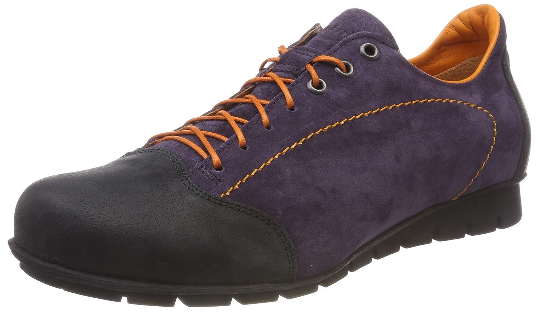 Think! Menscha_383073, Zapatos de Cordones Derby para Mujer 38 EU|Morado (31 Ametista/Kombi)