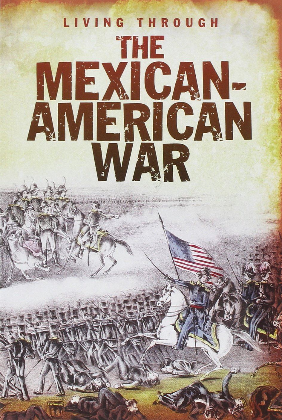 the history of the american mexican war In 1845, newly elected us president james k polk made  california and  santa fe de nuevo méxico from mexico,.