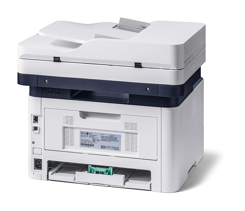 Xerox B205NI S/W-Multifunktionsimpresora láser Scanner ...