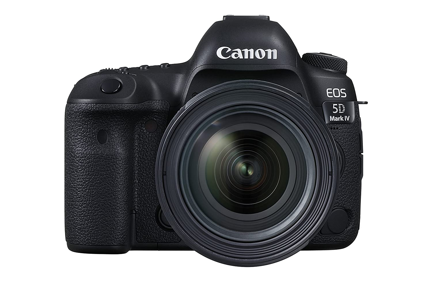 Canon EOS 5D Mark IV Full Frame Digital SLR Camera with EF 24-105mm f/4L IS II USM Lens Kit 1483C010