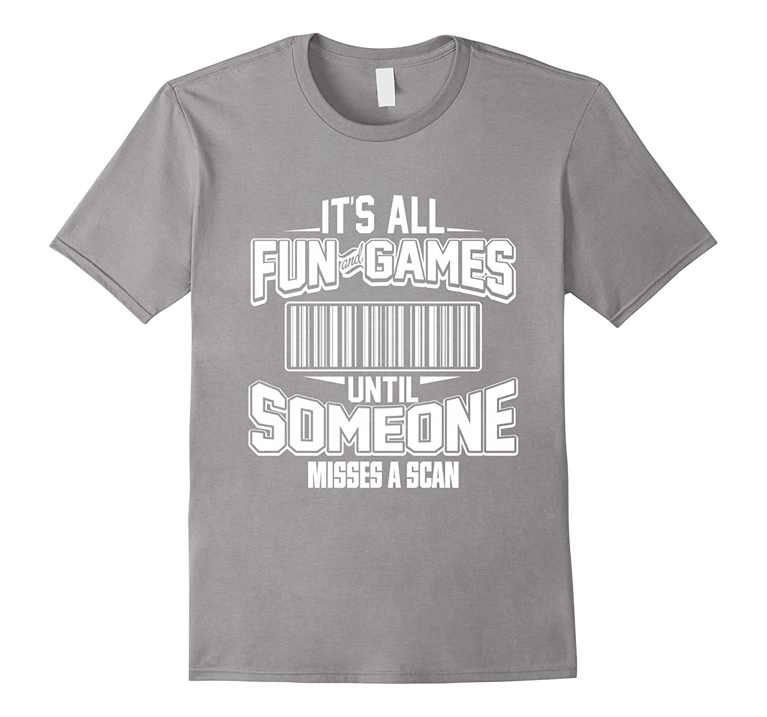Funny Postal Worker Shirt Fun Game Misses Scan Gift Cd Canditee