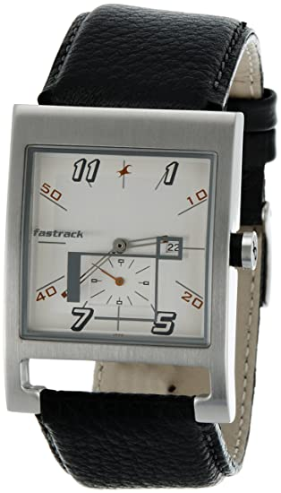 735314a10fbe8f Buy Fastrack Party Analog Multi-Colour Dial Men s Watch-NK1478SL02 Online  at Low Prices in India - Amazon.in