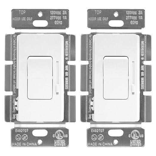 Review Enerlites 0-10V Dimmer Switch,