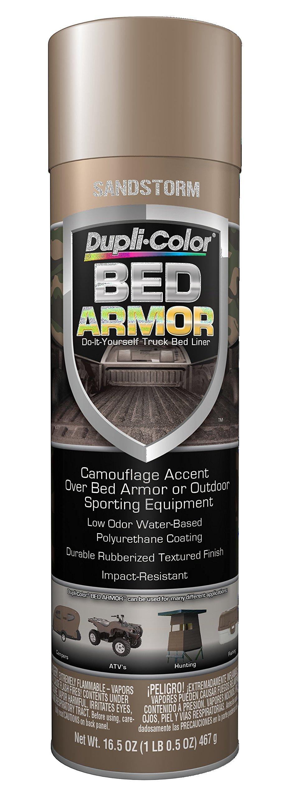 Dupli-Color BAA2030-6PK Truck Bed Armor - 16.5 fl. oz, (Pack of 6)
