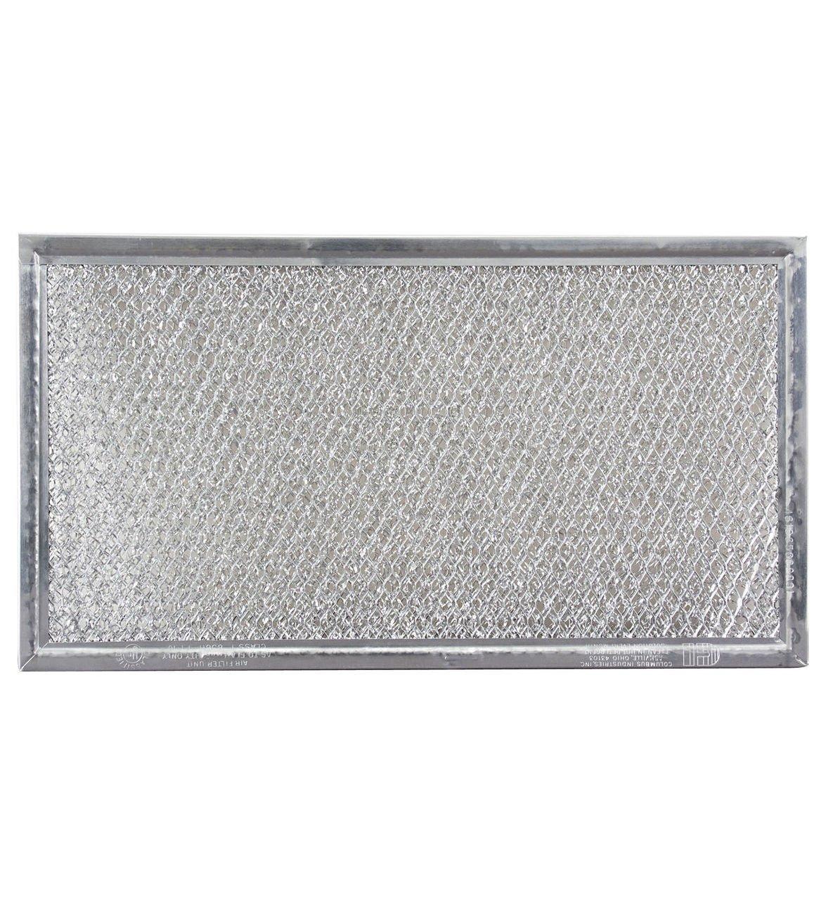 Whirlpool W10535950 Microwave Grease Filter, Genuine OEM Product
