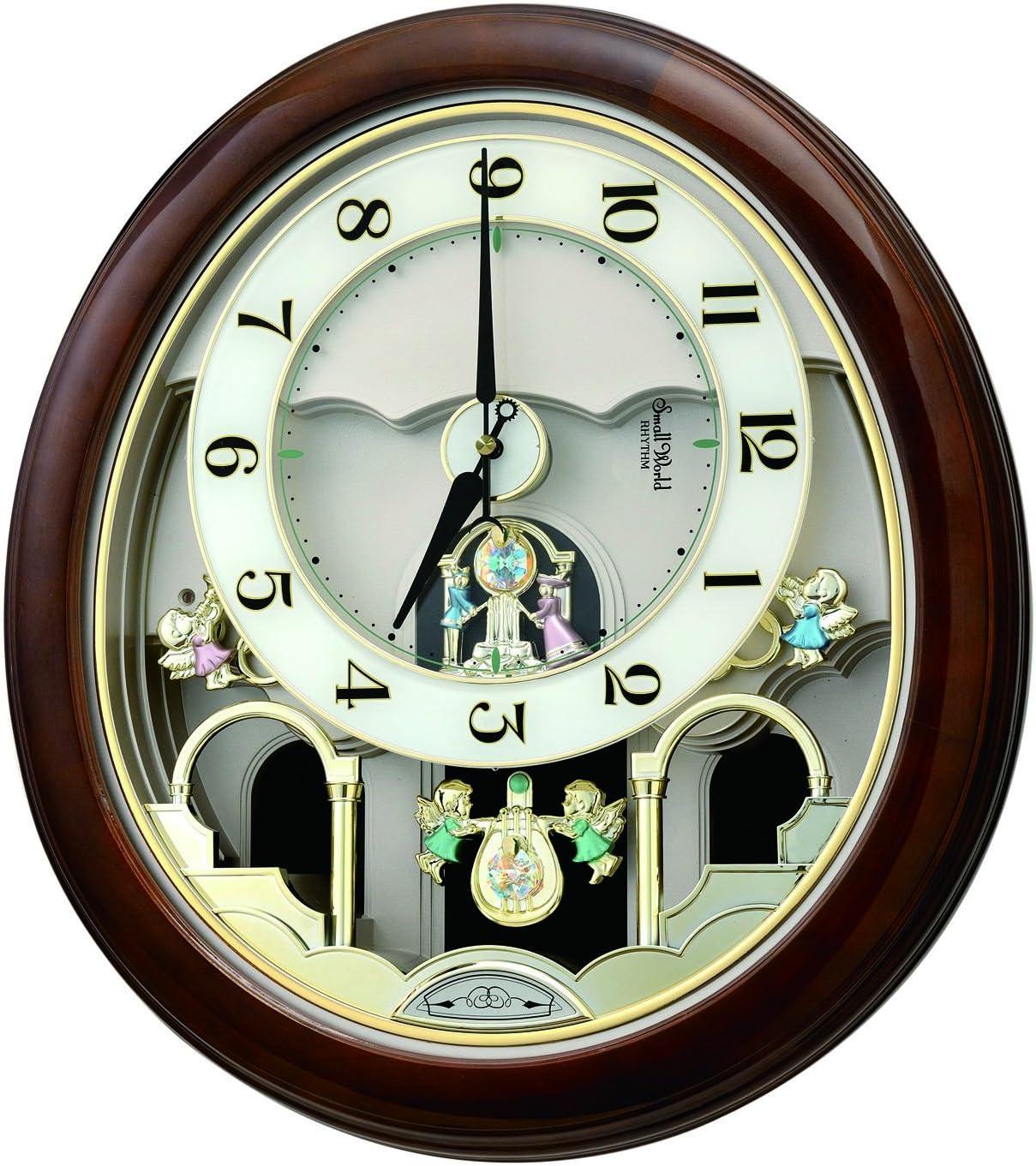 Rhythm Clocks Harmony of Love II Magic Motion Clock