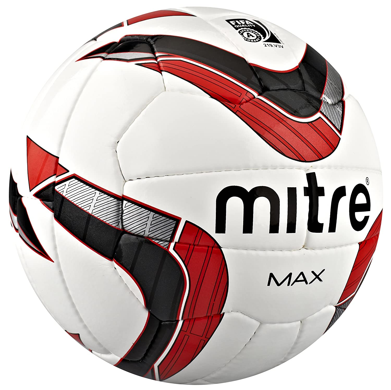 MITRE MAX Balón de Fútbol: Amazon.es: Deportes y aire libre