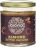 Biona Organic Almond Butter, 170g