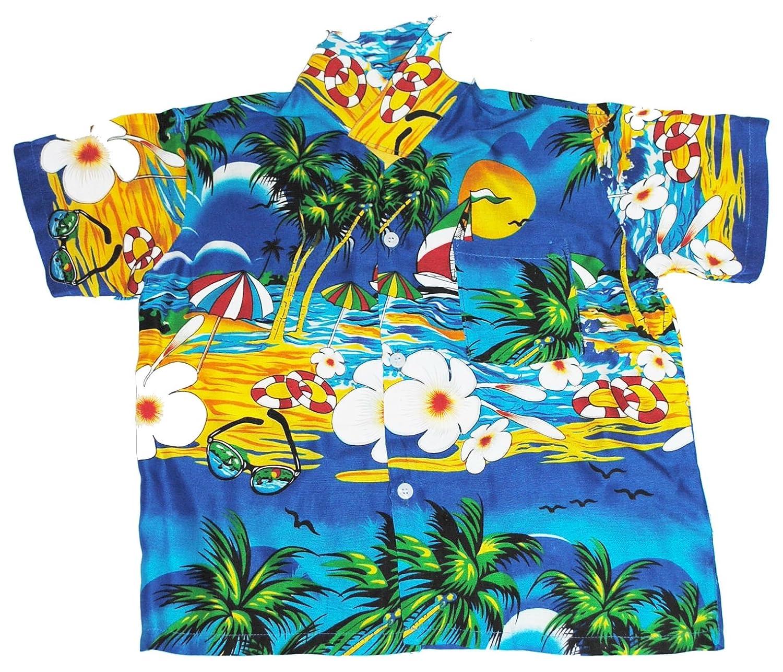 Hawaii Hawaiisches Hemd Strand Jungen Madchen