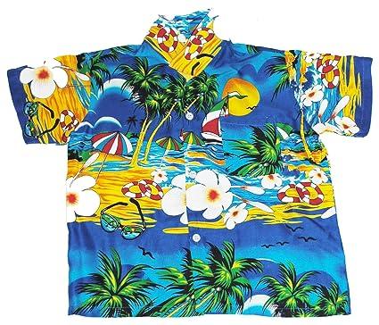 a7a3d182b Hawaiian Shirt Beach Boys Girls Kids Childs Teens All Ages & Colours ...