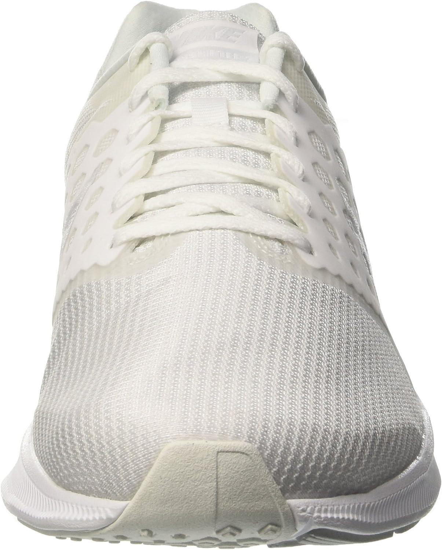 Nike Downshifter 7, Chaussures de Running Homme Blanc Blanc Platinepur