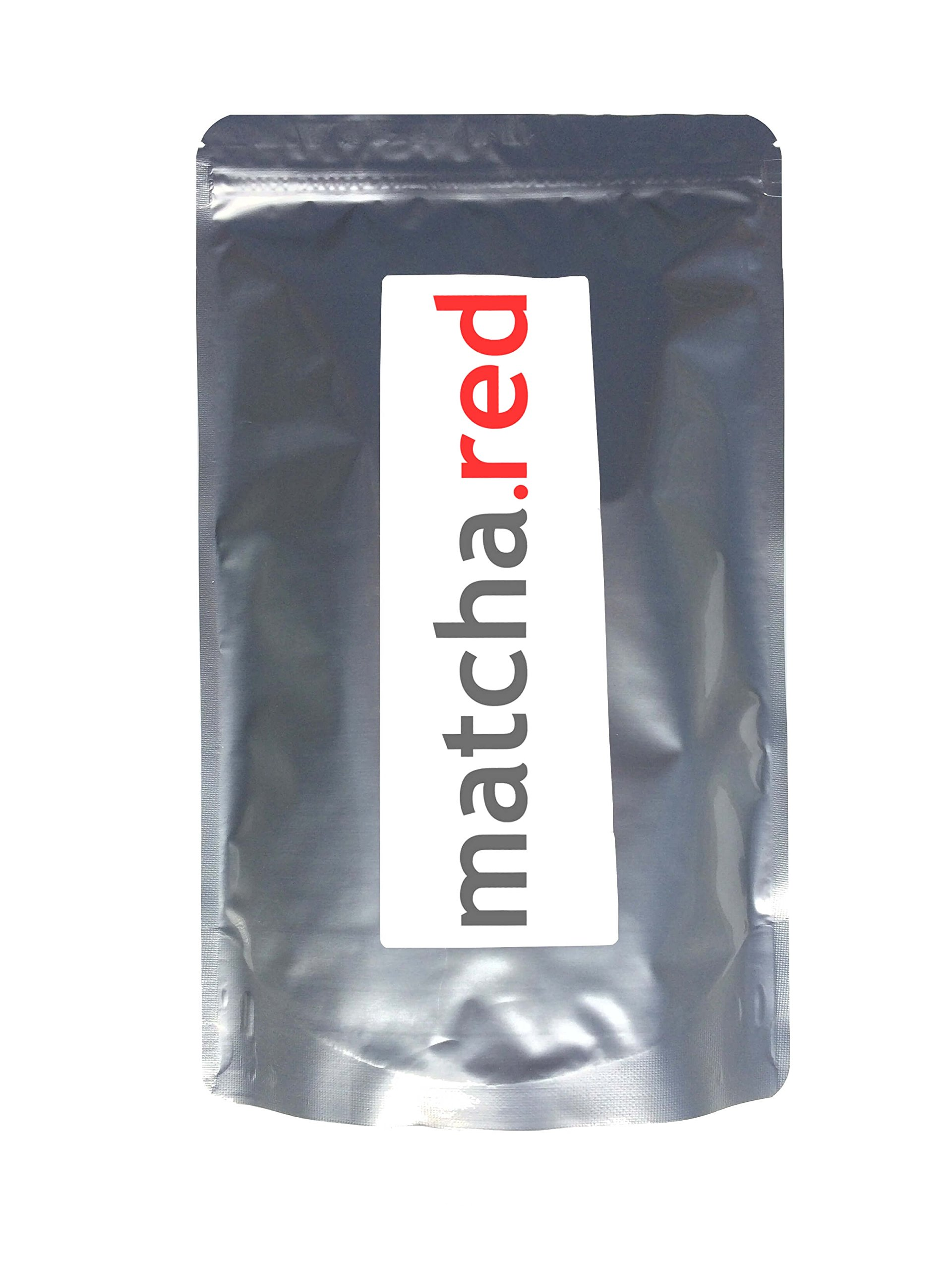 Red Matcha – Organic Red Matcha in Foodservice Doypack - 100% Natural Red Food Dye