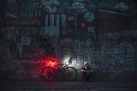 Knog Mid Cobber Front//Rear LED Bike Light Rechargeable USB programable twin pack