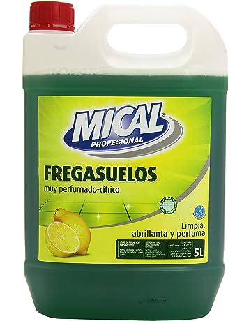 Mical Profesional Fregasuelos, Perfumado Cítrico - 5 l