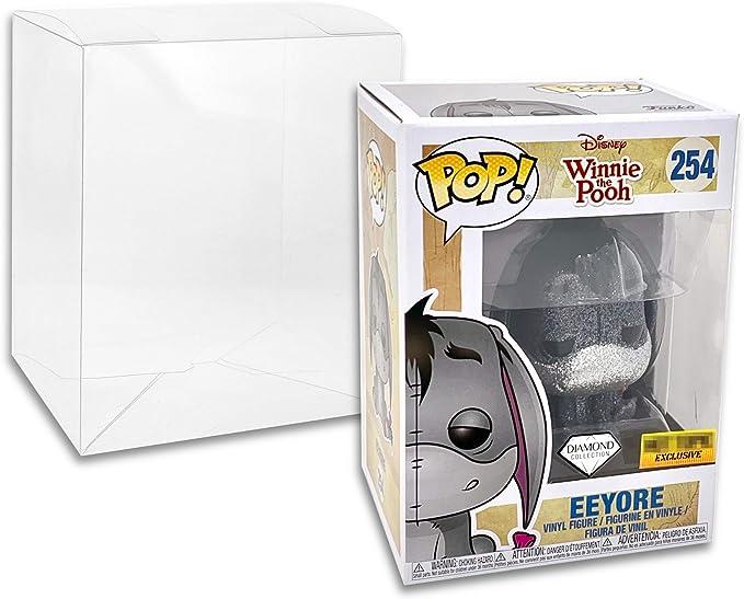 POP! Funko Winnie The Pooh Eeyore Diamond Edition Exclusivo: Amazon.es: Juguetes y juegos