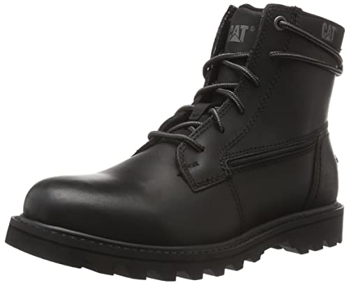Caterpillar Swingshift, Botas para Hombre, Negro (Mens Black), 40 EU