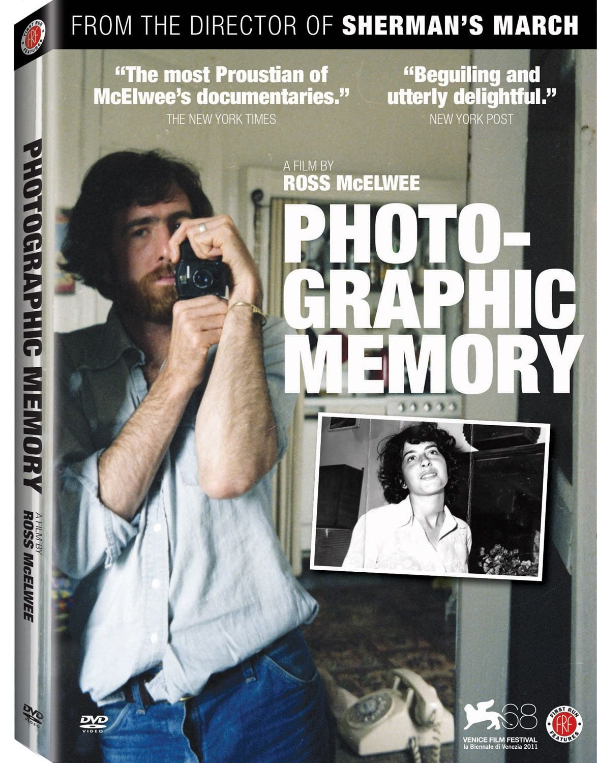 DVD : Ross McElwee - Photographic Memory (DVD)