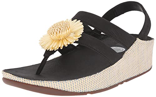 7ff34d692aa35 FitFlop Women s Rosita IMI-Leather Sandals Flip Flop