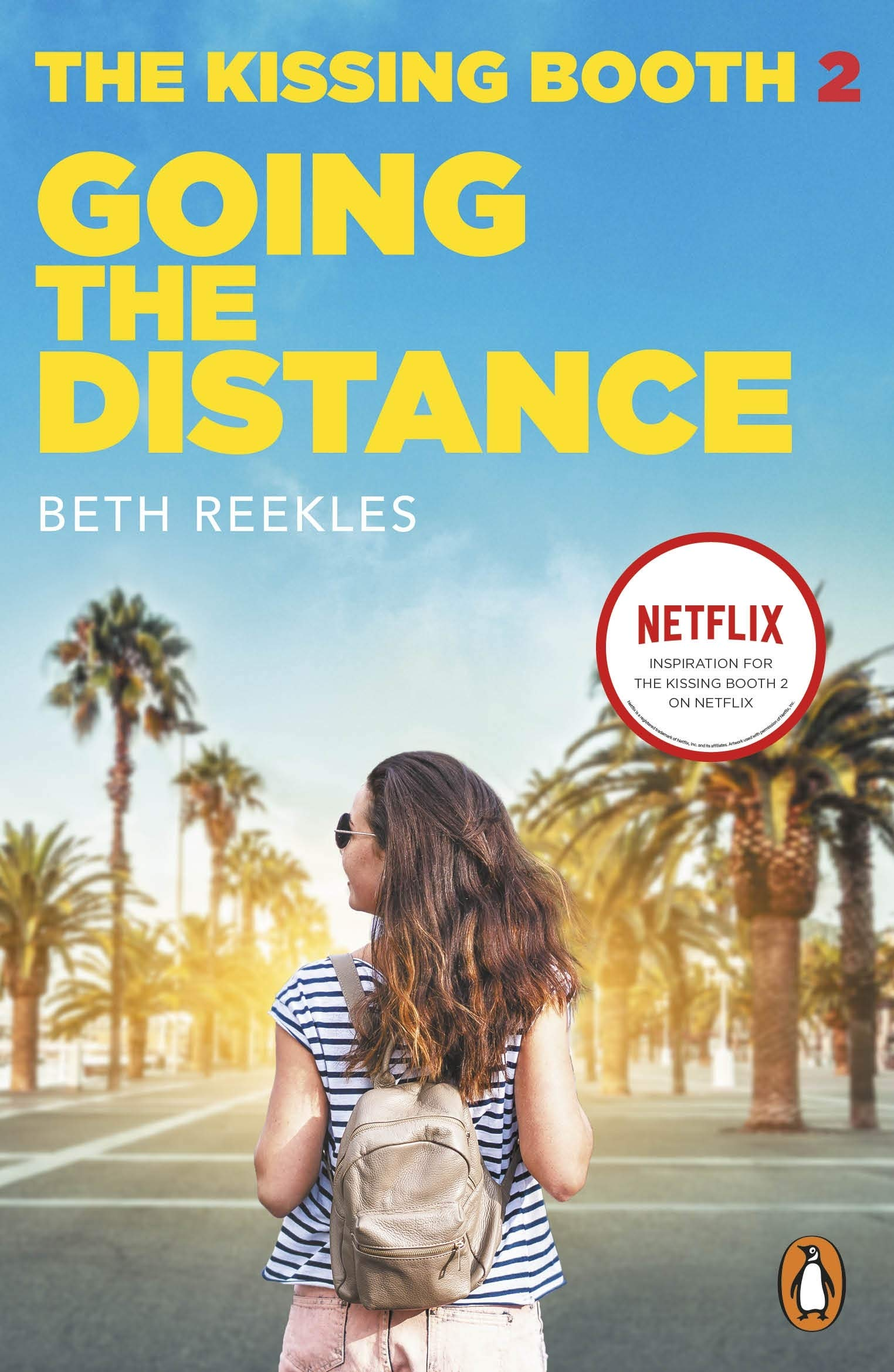The Kissing Booth 2 Going The Distance Reekles Beth 9780241413227 Amazon Com Books
