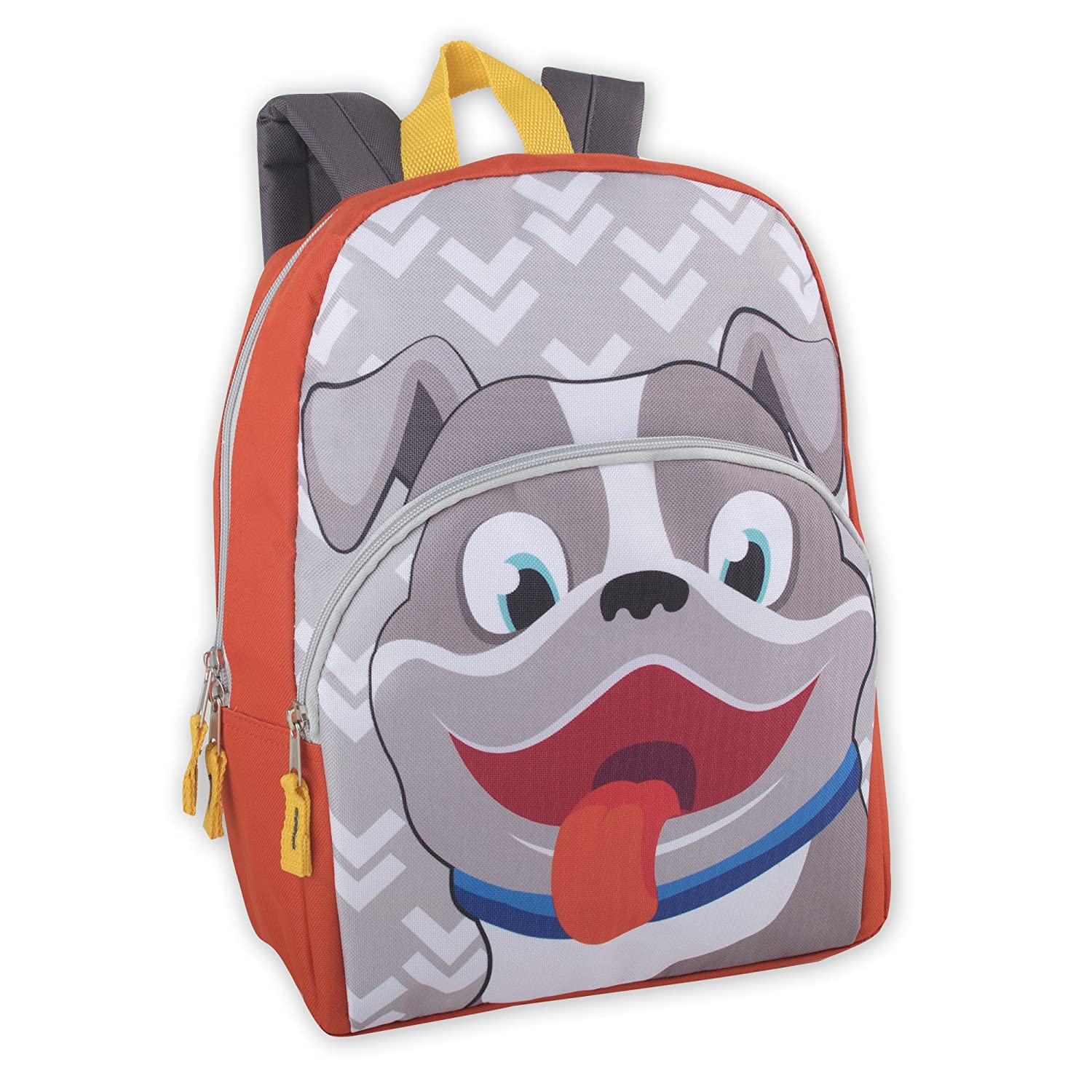 Animal Friends Critter Backpacks With Reinforced Straps (PUPPY)