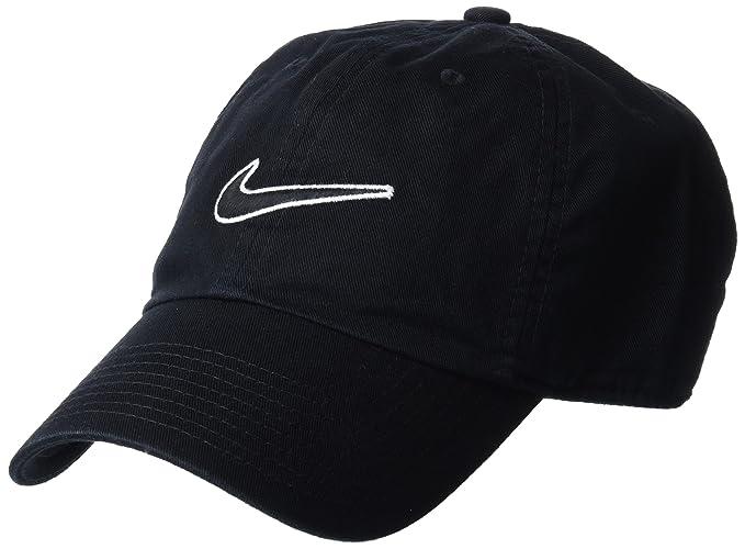963d5f3b4 Nike Men's Sport Cap (943091, Black, Free Size)