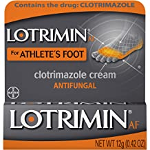 Lotrimin AF Cream for Athlete's Foot