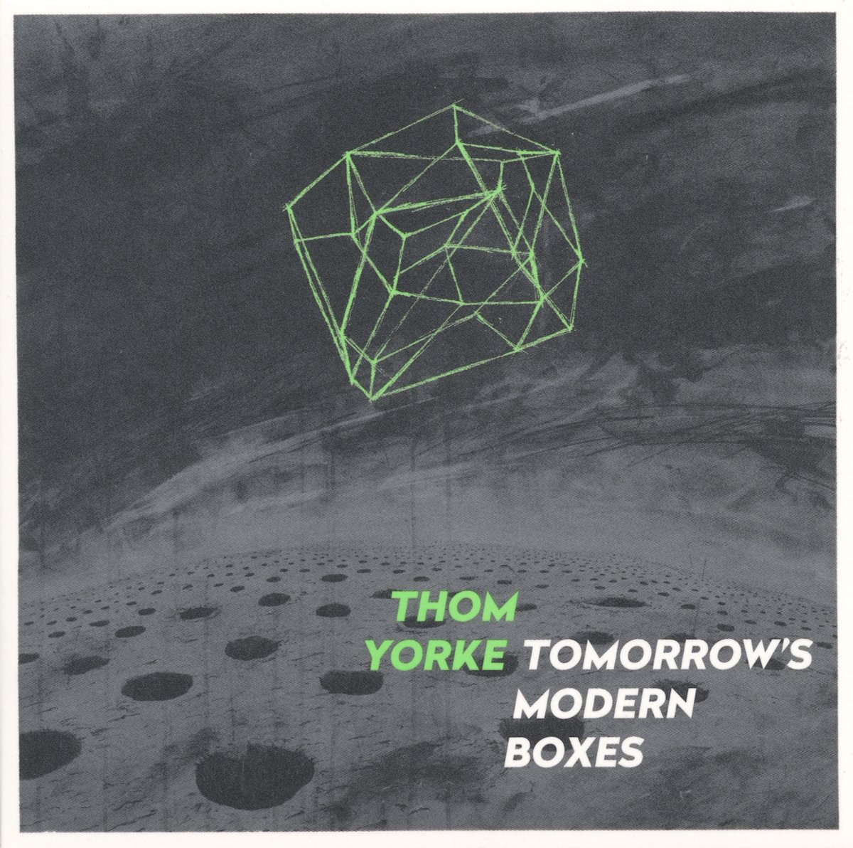 CD : Thom Yorke - Tomorrow's Modern Boxes (CD)
