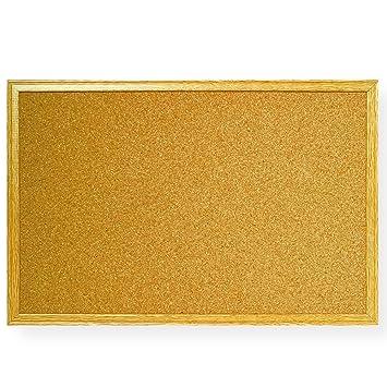 Makro Paper PM202 - Tablero de corcho, 60 x 40 cm
