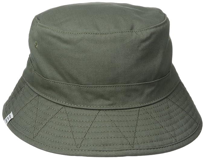 850affd887279 ... shopping herschel supply co. mens creek bucket hat deep litchen green  small medium 3ad4b b48a0